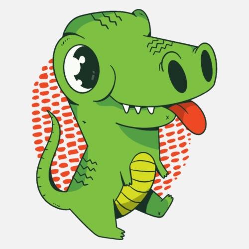 Baby Dino - Baby T-Shirt
