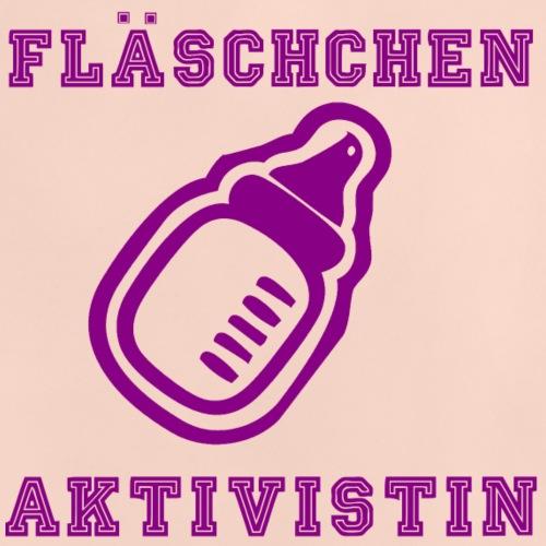 Flaeschchen Aktivistin - Baby T-Shirt
