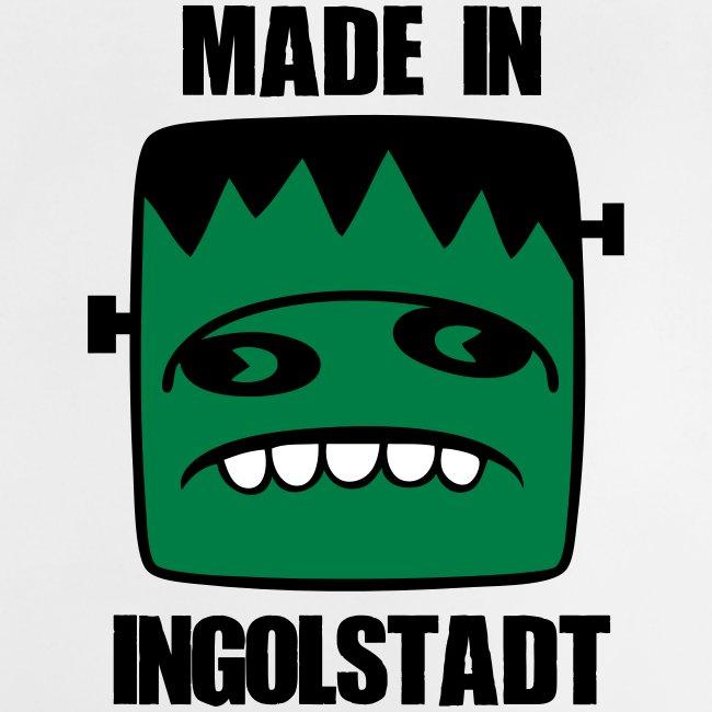 "Fonster ""made in Ingolstadt"""
