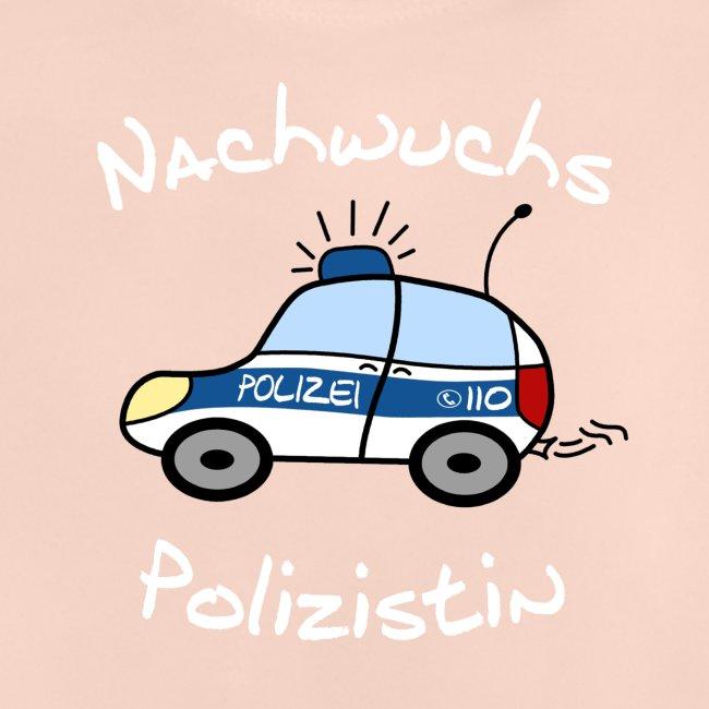 nachwuchs polizistin weiss