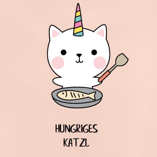 Hungriges Katzl - Baby T-Shirt