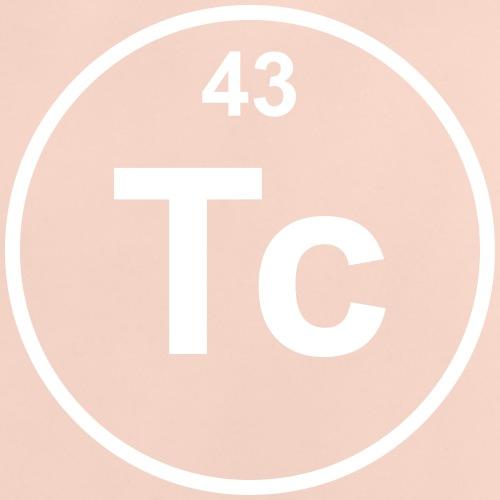 Technetium (Tc) (element 43) - Baby T-Shirt