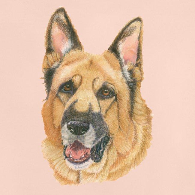 german shepherd color