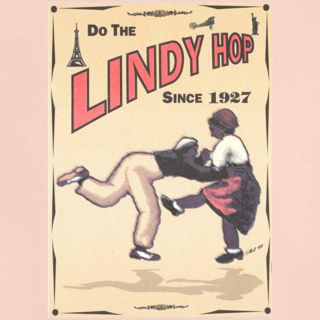 Do the Lindy Hop Since 1927