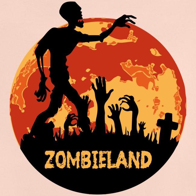 Zombieland Halloween Design