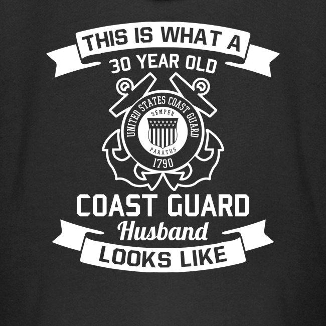 This Is Wath A 30 Year Old Coast guard Husband