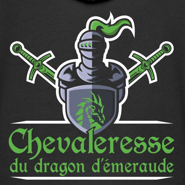 Chevaleresse du dragon d'émeraude