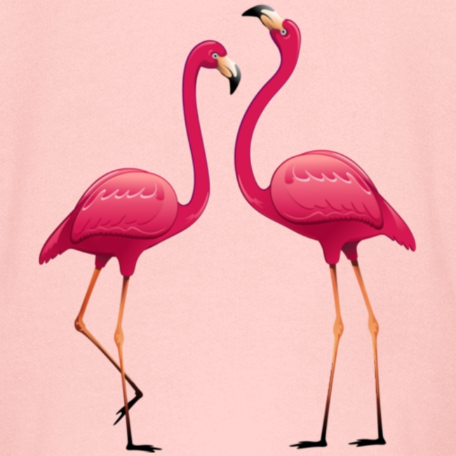 double flamingo collection