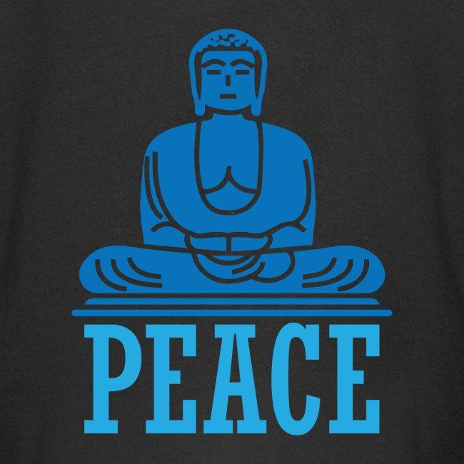 Buddha Meditating.