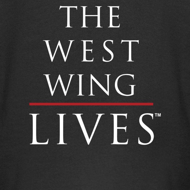 The West Wing Lives
