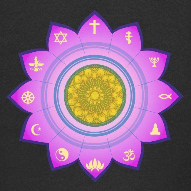 Lotus flower logo2