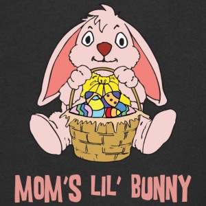 Easter Mom's Little Bunny - Kids' Premium Zip Hoodie