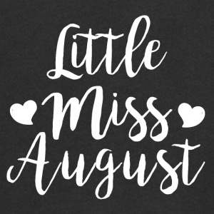 Little miss August - Kids' Premium Zip Hoodie