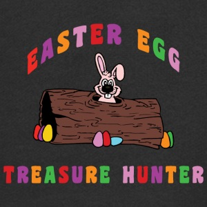 Easter Egg Treasure Hunter - Kids' Premium Zip Hoodie