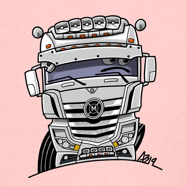 0807 M truck wit