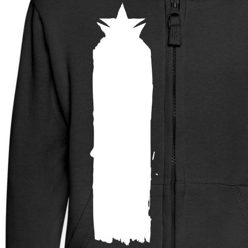 BlueRockStar Goldstripe - Kinderen Premium jas met capuchon