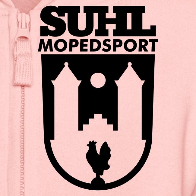 Suhl Mopedsport Hahn Logo