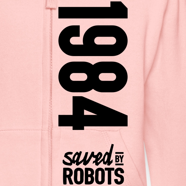 1984 / Saved By Robots Premium Tote Bag