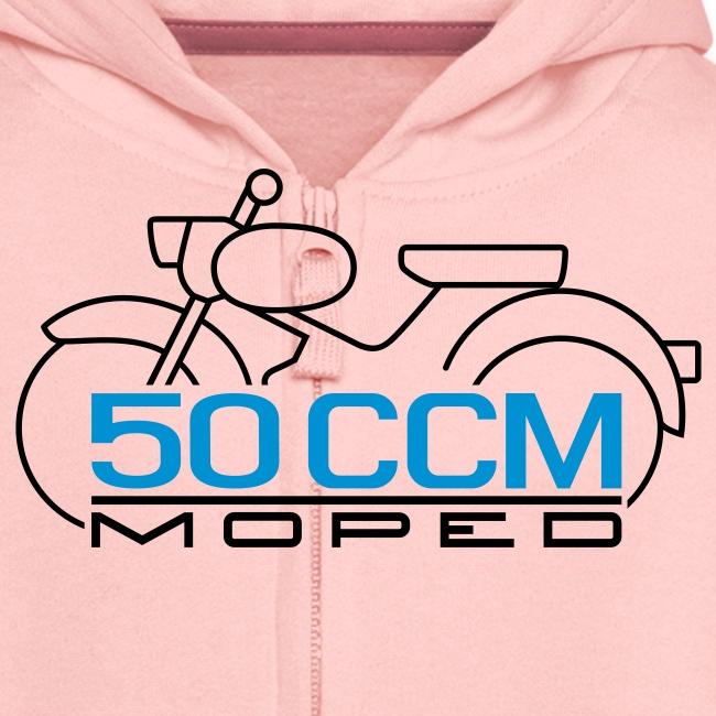 Moped sparrow 50 cc emblem