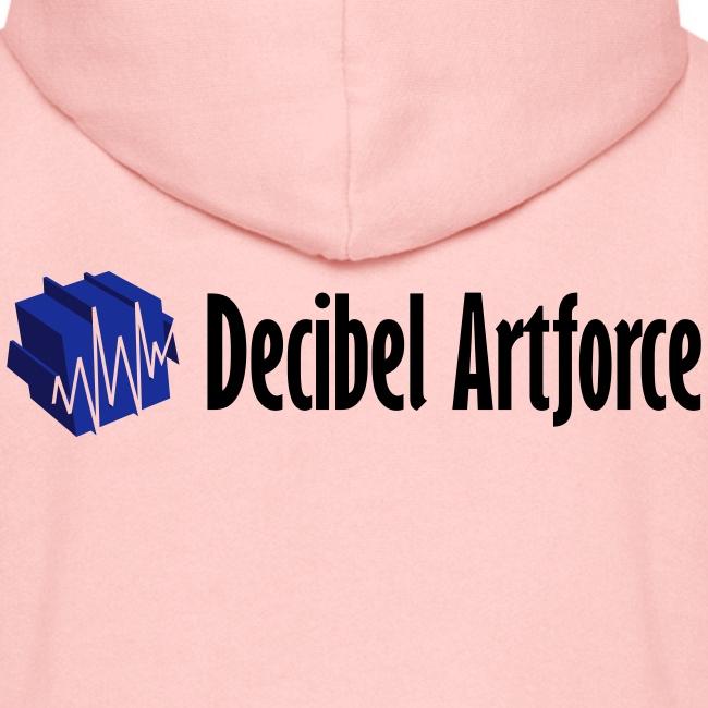 decibelartforce logo 4c vektorisiert