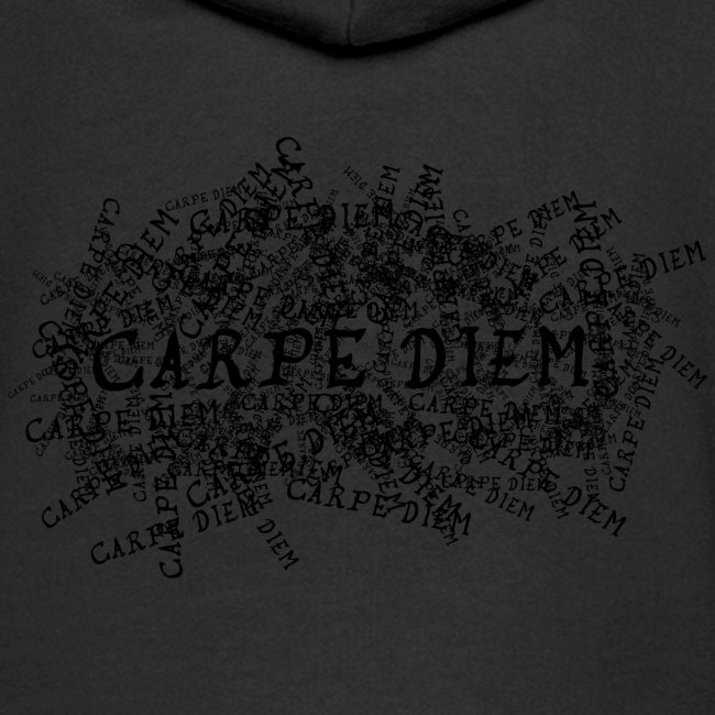 carpe diem (black)
