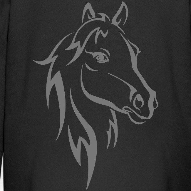 Vorschau: Horse - Kinder Premium Kapuzenjacke