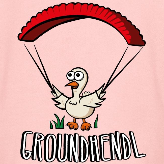 Groundhendl Paragliding Huhn