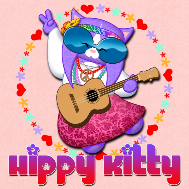 Hippy Kitty