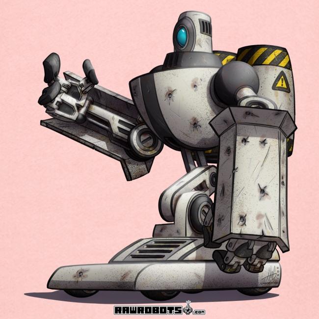 The S.H.I.E.L.D. Robot!