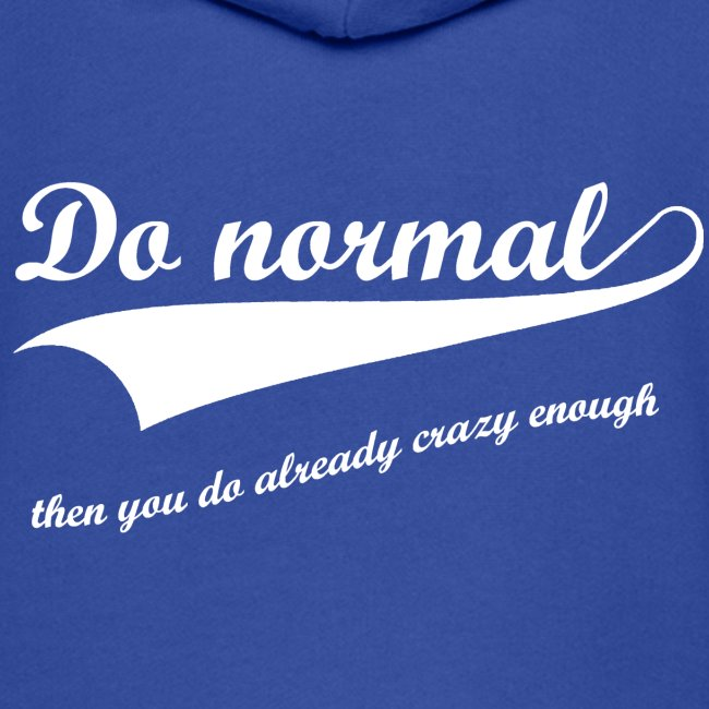 Do normal (heren)