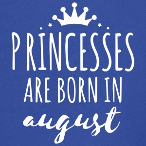 August Princess Birthday - Kids' Premium Zip Hoodie
