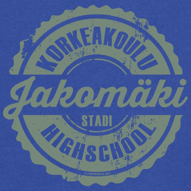 77V-JAKOMÄEN KORKEAKOULU - Stadi, Helsinki