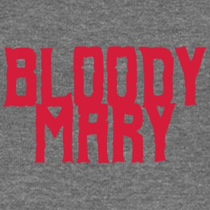 Bloody Mary Horror - Women's Boat Neck Long Sleeve Top