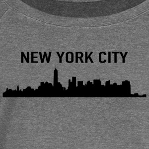 NEW YORK CITY - Pull Femme col bateau de Bella