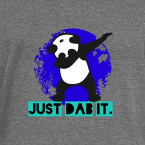 Panda dab dabbing touchdown just satire krass lol - Women's Boat Neck Long Sleeve Top