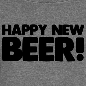 Happy New Beer! - Pull Femme col bateau de Bella