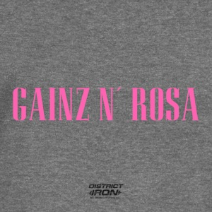 GAINZ N'ROSA - Women's Boat Neck Long Sleeve Top