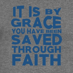 Faith Saved You - Believe - Women's Boat Neck Long Sleeve Top