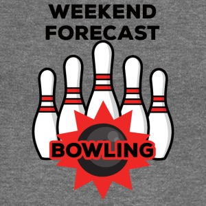 Bowling / Bowler: Weekend Forecast Bowling - Women's Boat Neck Long Sleeve Top
