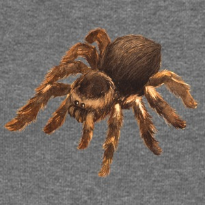 Animals · Animals · Spider · Tarantula - Women's Boat Neck Long Sleeve Top