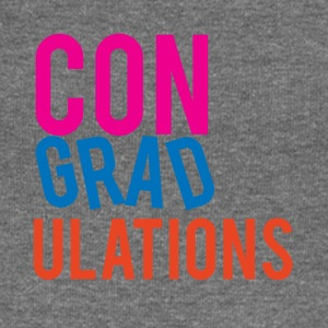 High School / Graduation: Congratulations - Women's Boat Neck Long Sleeve Top