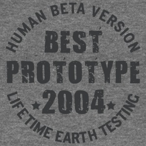 2004 - The birth year of legendary prototypes - Women's Boat Neck Long Sleeve Top