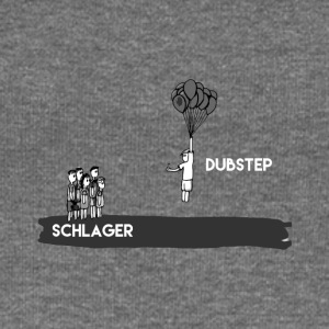 Dubstep T-Shirt & Hoody - Women's Boat Neck Long Sleeve Top