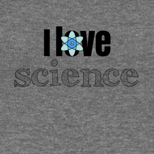 I love science - Women's Boat Neck Long Sleeve Top