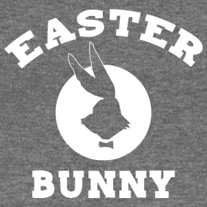Easter Bunny - Women's Boat Neck Long Sleeve Top