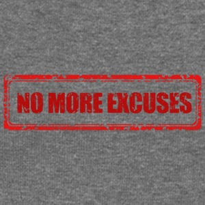 NO MORE EXCUSES - Women's Boat Neck Long Sleeve Top
