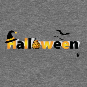 Halloween - Women's Boat Neck Long Sleeve Top