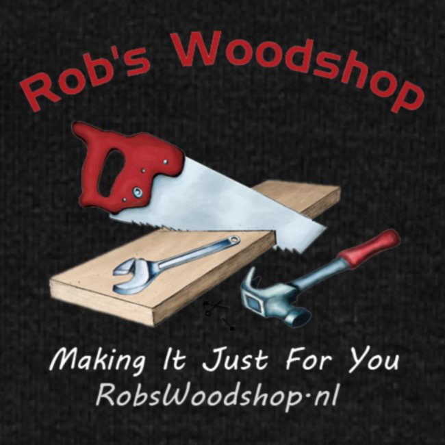 Rob's Woodshop shirt