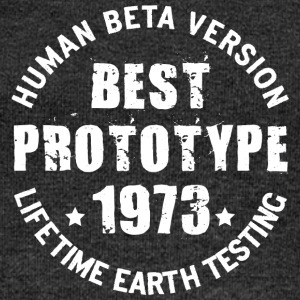 1973 - The year of birth of legendary prototypes - Women's Boat Neck Long Sleeve Top