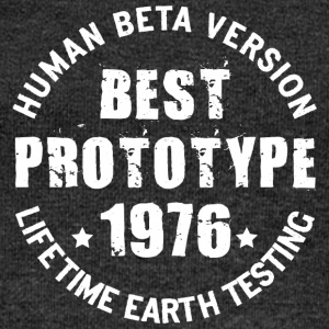 1976 - The year of birth of legendary prototypes - Women's Boat Neck Long Sleeve Top